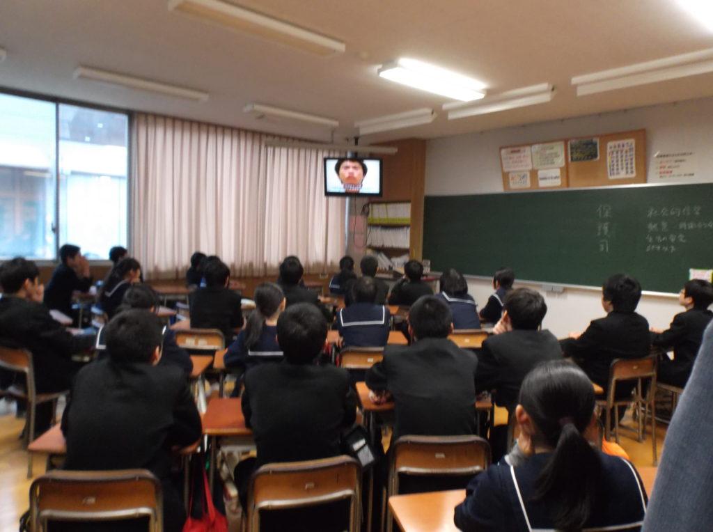 辰口中ケース研究会 小松能美保護司会3