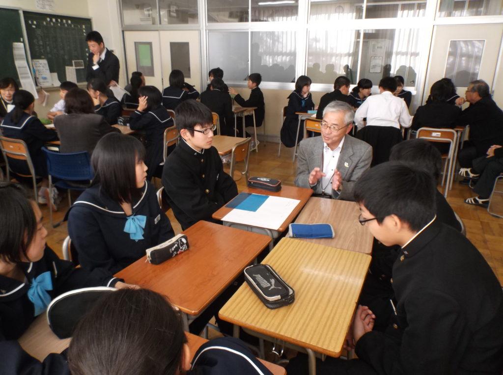 小松能美保護司会中海中出前授業3